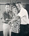 Tom Poston-Constance Ford-Robert Elston in Golden Fleecing.JPG
