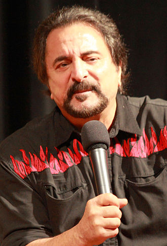 Tom Savini - Savini at Spooky Empire's Ultimate Horror Weekend 2014, held in Orlando, Florida.