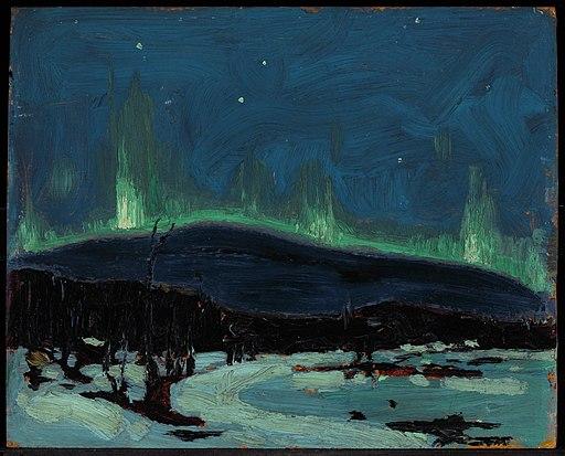 Tom Thomson, Northern Lights