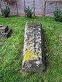 Tomb near the church - geograph.org.uk - 1650032.jpg