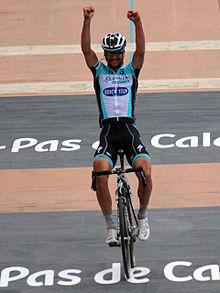 Tom Boonen, quadruple vainqueur.