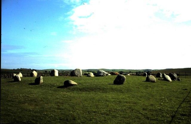 Torehousekie Stone Circle - geograph.org.uk - 1098160