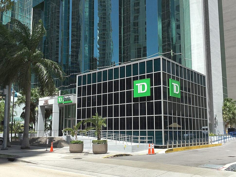 Toronto Dominion Bank, Miami, Florida