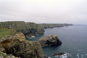 Siege of Tory Island - Tory Island