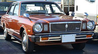 Toyota Mark II - 1977 Toyota Corona Mark II Grande