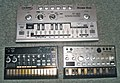 Toys - Cyclone Analogic Bass Bot TT-303, Korg Volca Beats, Korg Volca Bass (photo by David J).jpg