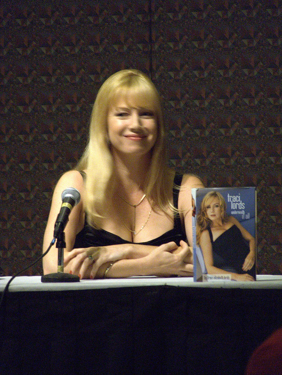 Traci Lords DragonCon 2006