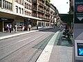 TramStrasbourg lineB lineC HommedeFer Station.JPG