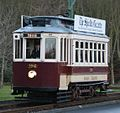 Tram No. 196, Beamish Museum, 24 January 2009 (2) (cropped).jpg