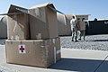 Transit Center donates medical supplies to Kyrgyz military hospital 130827-F-LK329-003.jpg