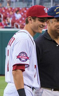 Trea Turner American baseball player