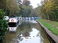Trent and Mersey Canal near Brereton, Staffordshire - geograph.org.uk - 1680190.jpg