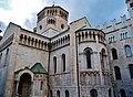 Trento Cattedrale San Vigilio Vescovo Apsis 1.jpg