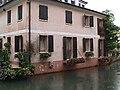 Treviso - Casa di Giovanni Comisso - Foto di Giovanni Dall'Orto 20-9-1999 3.JPG