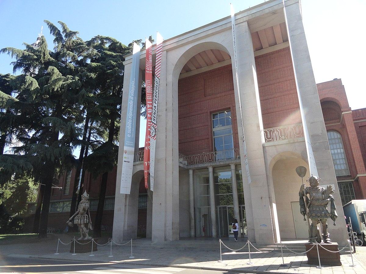 Palazzo dell 39 arte wikipedia for Triennale a milano