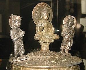Kanishka casket - Image: Trilogy Detail