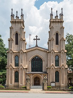 cathedral in Columbia, South Carolina, USA