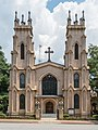 Trinity Episcopal Cathedral, Columbia SC, West view 20160702 1.jpg
