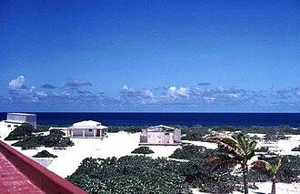Tromelin Island - Landscape of Tromelin Island.