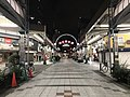 Tsutenkaku-Hondori Shopping Street at night 3.jpg