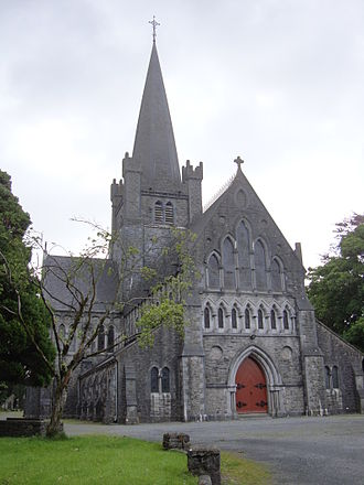 St Mary's Cathedral, Tuam - Image: Tuam CI Cathedral