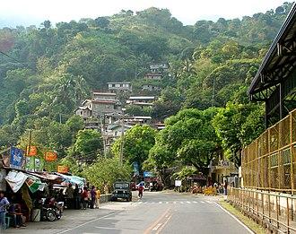 Tuba, Benguet - Kennon Road at Camp 3