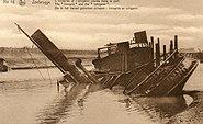 HMS Iphegenir Zeebrugge Raid