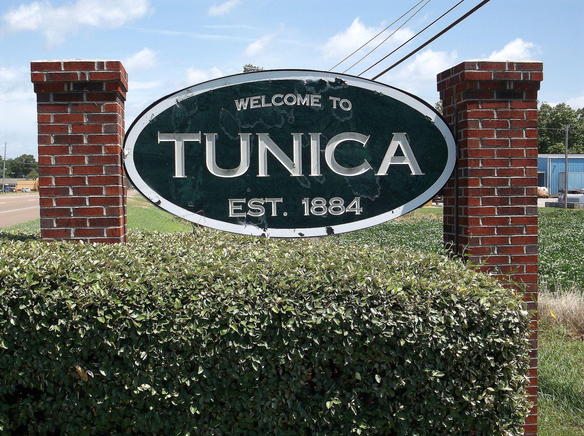 Tunica Mississippi