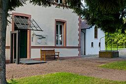 Turenne museum in Sasbach