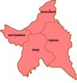 Turgai Oblast - with 4 uyezds.png