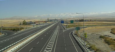Turkish state road D 750