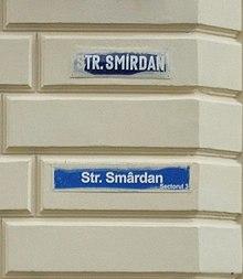 Street or road name - Wikipedia