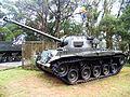 Type 64 Display at Tanks Park, Armor School 20130302a.jpg