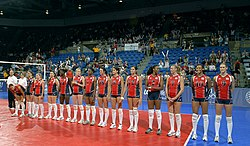 U.S. Women's National Volleyball Team, 2008.jpg