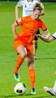 Manon Melis Dutch association football player