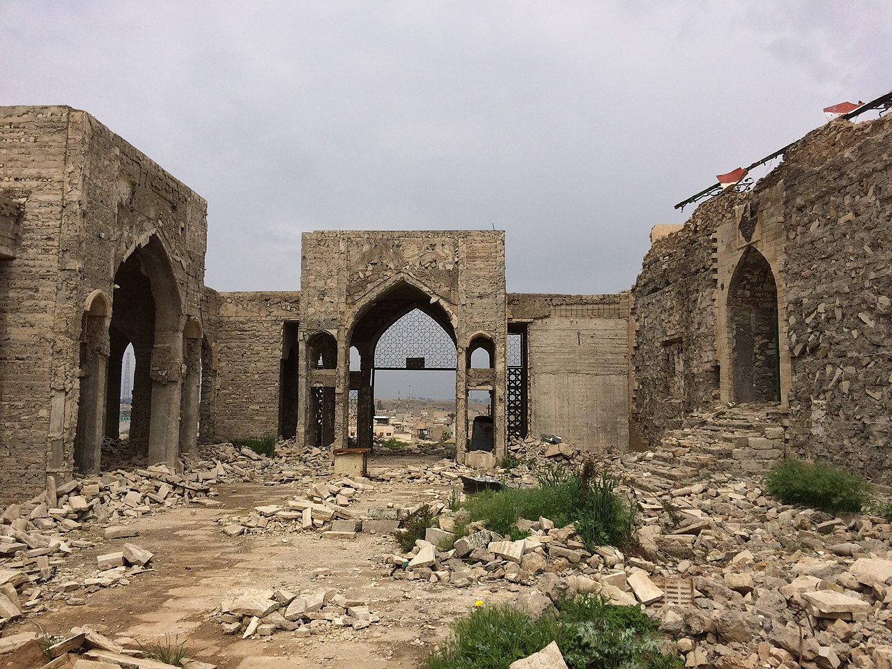 UNESCO mission to Nineveh, Iraq, April 2017.jpg