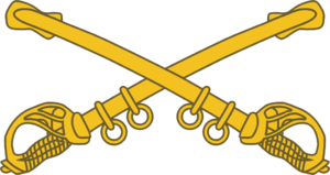 National Lancers - Image: US Cavalry Branch Insignia