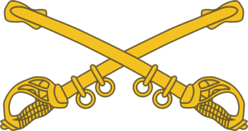 US Cavalry Branch Insignia