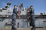 USS Bonhomme Richard (LHD 6) Sailors conduct a Drill Meet Rehearsal 170216-N-XT039-124.jpg