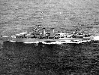 USS Farragut (DD-348) - USS Farragut (DD-348)
