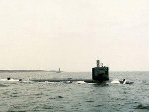 USS L. Mendel Rivers (SSN-686)