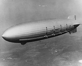 Image illustrative de l'article USS Macon (ZRS-5)