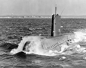 Image illustrative de l'article USS Nautilus (SSN-571)