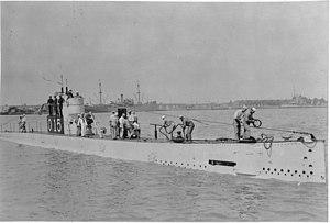USS O-15 (SS-76) - Image: USS O 15 (SS 76)