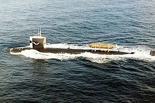 nuclear-powered attack submarine