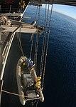 USS Ronald Reagan crew conduct Rigid Hull Inflatable Boat operations DVIDS358487.jpg