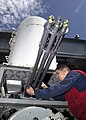 US Navy 020815-N-9593M-049 Sailor checks the barrel fittings of a close-in weapons system.jpg