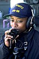 US Navy 020922-N-0413R-003 Aft Look out communicates on sound-powered phone with the ship's bridge.jpg