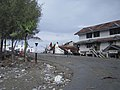 US Navy 050101-O-XXXXB-063 Boats washed ashore near local businesses in down town Aceh, Sumatra following a massive Tsunami that struck the area on the 26th of December 2004.jpg