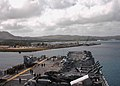 US Navy 070428-N-1226D-038 USS Bonhomme Richard (LHD 6) enters U.S. Naval Base Guam for a routine port visit.jpg